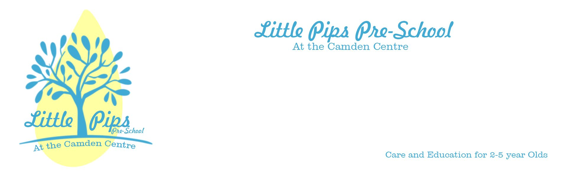 The Little Pips Pre-School at The Camden Centre